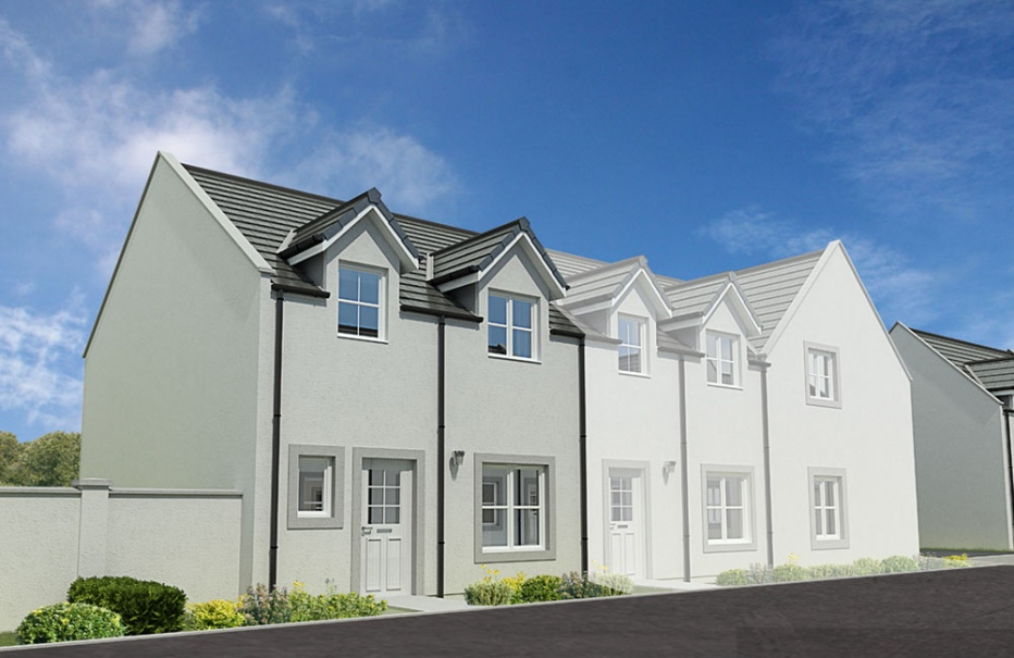3 bed home in Cove